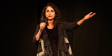Carmen Chraim - Solo Show - English Comedy Show Tickets