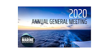 131st Annual General Meeting of the IMarEST tickets