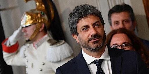 CUIS Meets: Roberto Fico