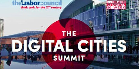 Digital Cities Summit tickets