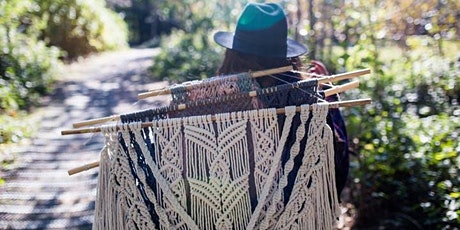 Sustainable Eco-Craft Macrame Workshop - Part 2 tickets