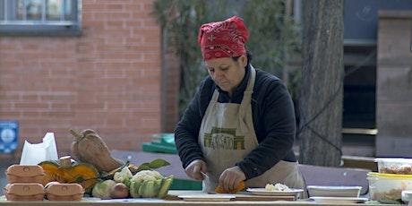 Prepariamo garganelli con verdure al Mercato Ritrovato! tickets