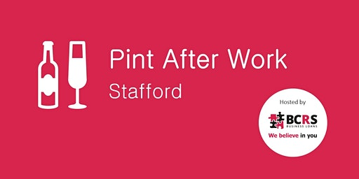 Stafford Pint After Work - 26 March 2020