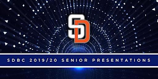 SDBC 2019/20 Senior Presentations
