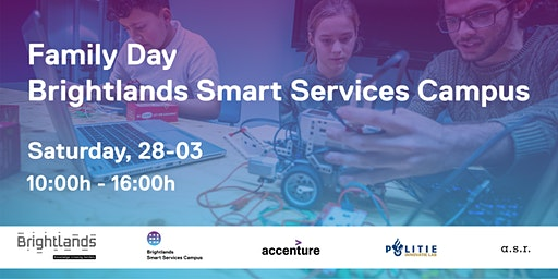 Family Day at the Brightlands Smart Services Campus