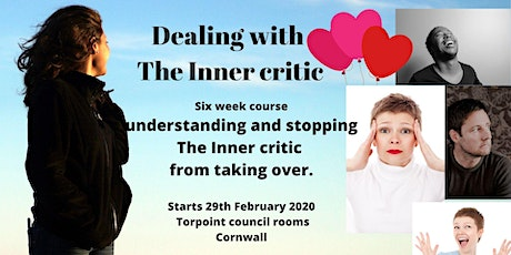 Dealing with The Inner Critic tickets