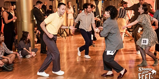 ¡Ven a bailar Swing!