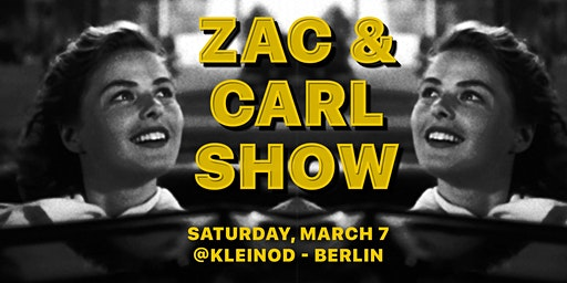 Zac and Carl show