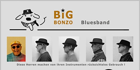 BIG BONZO Bluesband - Blues/Rhythm Blues Tickets