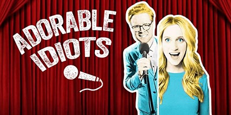 Adorable Idiots - English Comedy Open Mic in Mitte! tickets