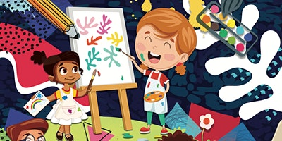 CANCELLED - Family Arts Workshop: Little Creatives at Hucknall Library