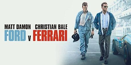 Ford vs. Ferrari (+ The Pizza Boyz) tickets