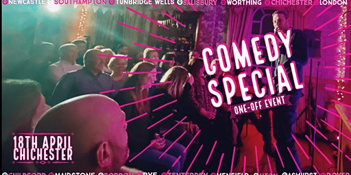 Comedy Special at Duke & Rye! (Chichester)