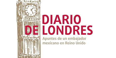 Book Launch  - Diario de Londres entradas