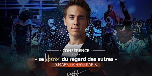 Paris 03/03/2020 - Conférence Libérez vous du regard des autres - Espace Reuilly