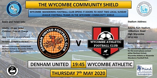 The Wycombe Community Shield