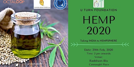 HEMP 2020 presented by U Turn Foundation tickets