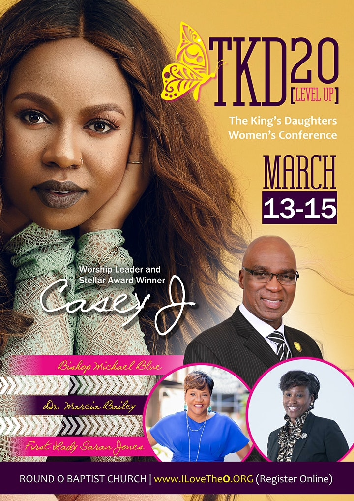 The King's Daughters Women's Conference 2020 image