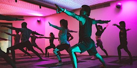 Yoga Vinyasa EPISOD x Circle Sportswear billets