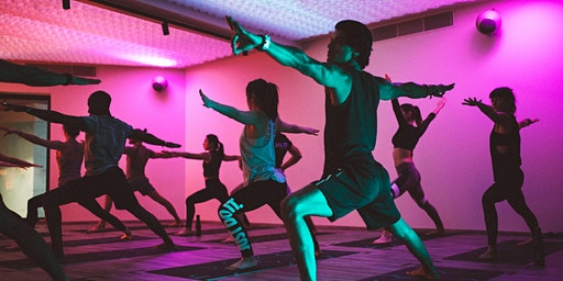 Yoga Vinyasa EPISOD x Circle Sportswear