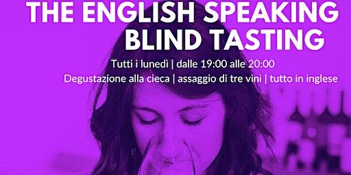 The English Speaking Blind Tasting