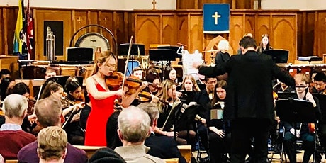 Sutton Music Service Spring Concert - SYSO & YMO tickets