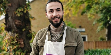 SOLD OUT - Vegetarian Syrian cookery class with Yusuf tickets