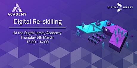 Digital Re-skilling tickets