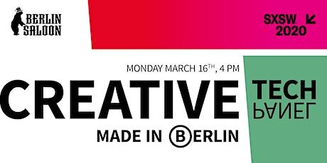 Creative Tech made in Berlin tickets