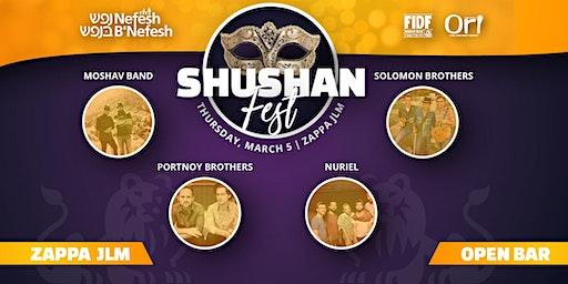 Shushan Fest