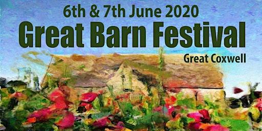 Great Barn Festival 2020
