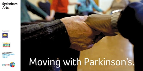 Sydenham Arts - Moving with Parkinson's tickets