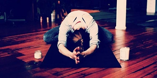 Gym+Coffee Presents: Yoga for Stress Relief with Lydia Sasse