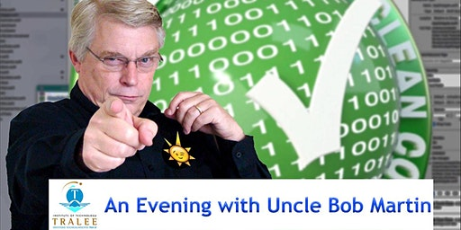 An Evening Tech Talk With Uncle Bob Martin in IT Tralee