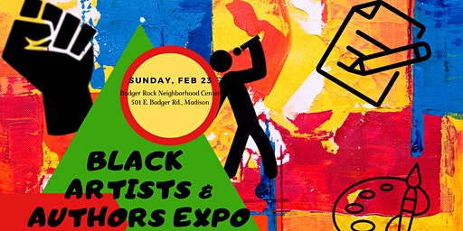 Black Artists & Authors Expo