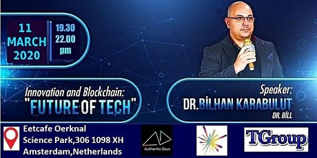 Blockchain and Innovation: Future of Tech tickets