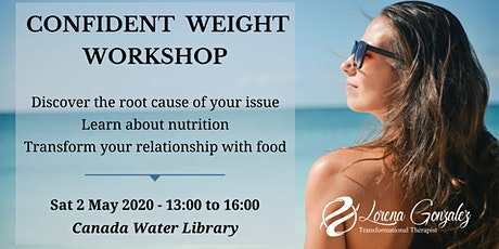Confident Weight Workshop tickets
