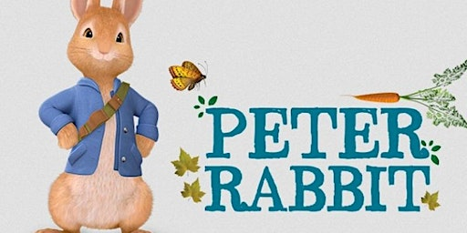 Peter Rabbit Woodland Session and Easter Egg Hunt for ages 18m-8yrs