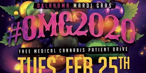 Oklahoma Mardi Gras 2020 Free Patient Drive/Legislative Advocacy Day