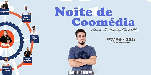Coomédia e Matheus Breyer