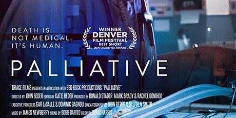 Palliative Documentary Q&A with Director, Producer & Palliative Care Physician tickets