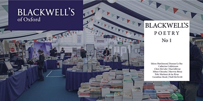 Launch event for Blackwell's Poetry N...