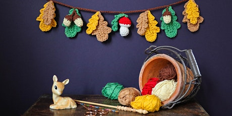Crochet Garland with  Anna Nikipirowicz tickets