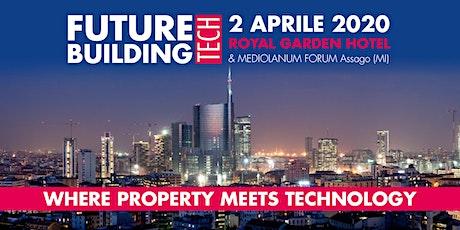 Future Building Tech 2020 biglietti