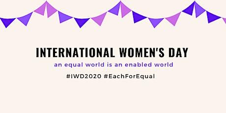 International Women's Day Panel event tickets