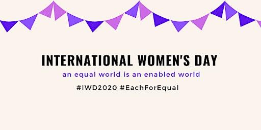 International Women's Day Panel event