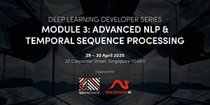 Advanced NLP and Temporal Sequence Processing (29 – 30...