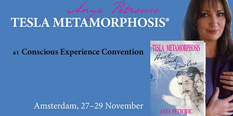 Tesla Metamorphosis at Conscious Experience Convention tickets