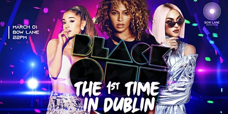 Blackout Tour - The first time in Dublin tickets