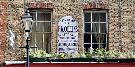 Leather, Limos and Lubrication – Ghostsigns of Covent Garden and Soho tickets